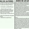 El diario de un perro y de un gato