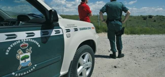 guardia civil detiene hombre maltrato animal limpias cantabria