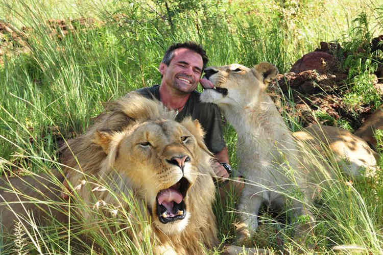 fotos de kevin richardson