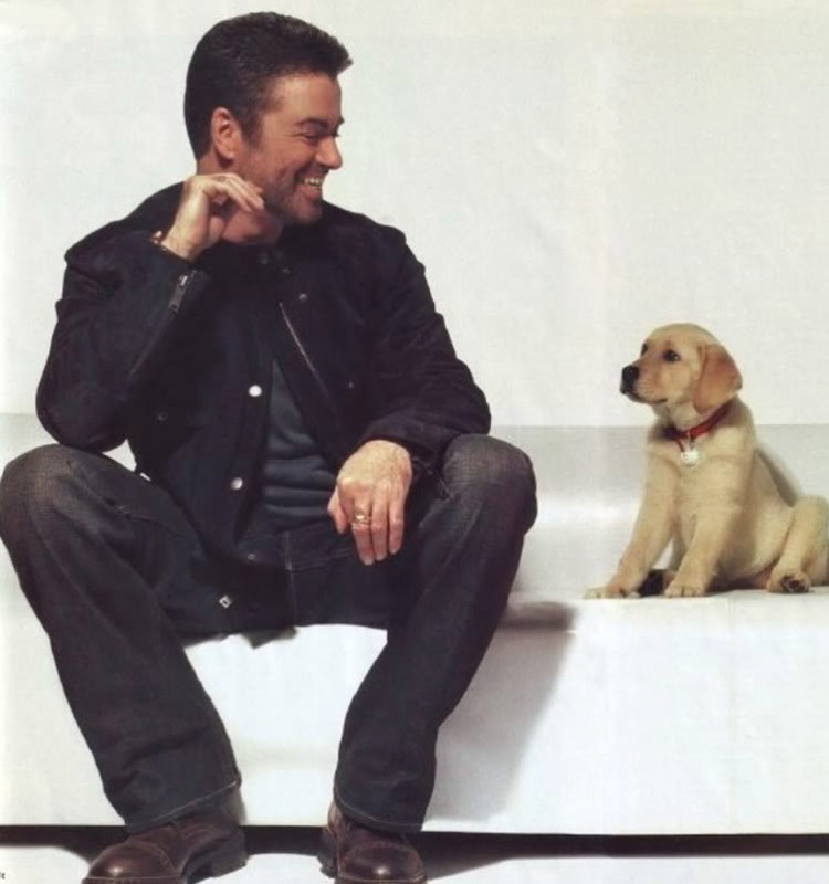 george-michael-amante-animales