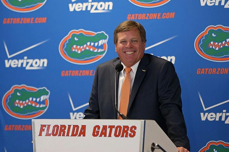 Jim McElwain florida gators