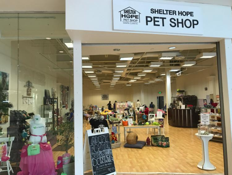 Shelter Hope Pet Shop santa clarita