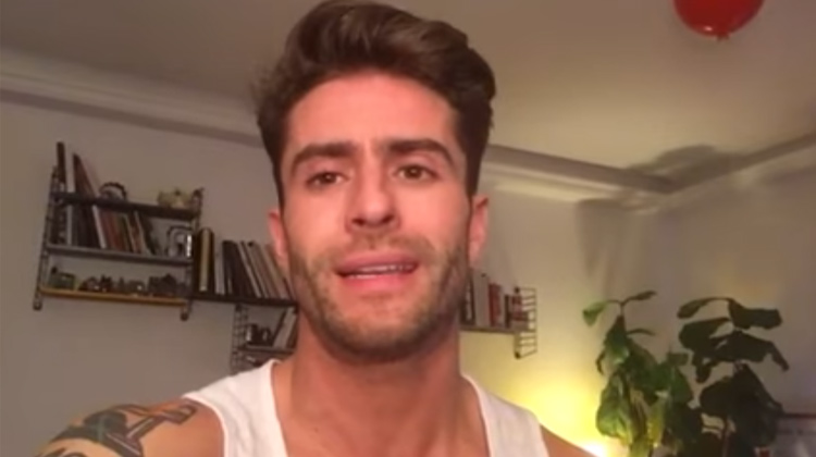 pelayo diaz cambiame video perdon pieles